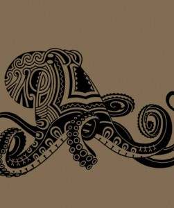 tatuajes-de-pulpo-tribal